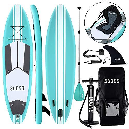 Tabla Hinchable de Paddle Surf + SUP Paddle