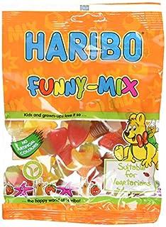 Haribo Funny Mix Bag 160 g (Pack of 12) (B003X370RM)   Amazon price tracker / tracking, Amazon price history charts, Amazon price watches, Amazon price drop alerts