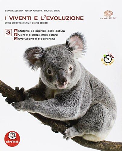 Viventi e l'evoluzione. Vol. 3-4. Per i Licei egli Ist. magistrali. Con DVD-ROM. Con espansione online