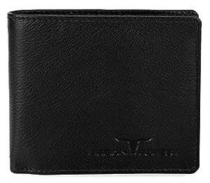 Urban Forest Dakota Black Mens Leather Wallet