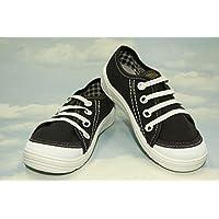 Low - High Top Sneakers Trainers Shoes,Kids, Boys, Girls, Unisex, Lanced, Velcro, Rubber, Slip - on, Nice Multicoloured, Sizes from 8/8,5UK - 26EU, 9UK - 27EU, 10UK - 28EU, 11UK - 29EU, - Soft Step (10UK - 28EU)