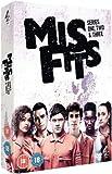 Misfits - Series 1-3 [UK Import]