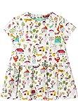 Oilily Kleid Doffy weiß für Mädchen YS18GDR004