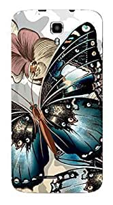 UPPER CASE™ Fashion Mobile Skin Vinyl Decal For Micromax Canvas Juice A177 [Electronics]