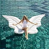 Lady of Luck Alas de Angel Flotador , Gigante Alas de Mariposa Inflable Fiesta en la...