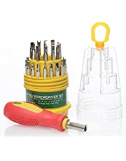 WP Jackly Jk-6036-A 32-in-1 Screwdriver Tool Kit for Mobiles, PDA, Laptop