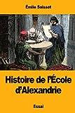Histoire de l'École d'Alexandrie