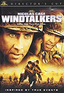 Windtalkers (Director's Cut) by Nicolas Cage