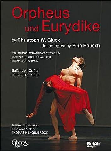 Pina Bausch - Orphée et Eurydice (chorégraphie Pina