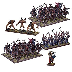 Mantic Games MGKWU112 Undead Army, Multicolor