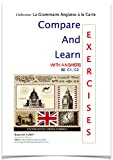 grammaire anglaise compare and learn exercises with answers b2 c1 c2 pour adultes ?tudiants professionnels