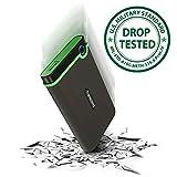 Transcend StoreJet 25M3 2TB 2.5-inch Portable External Hard Drive