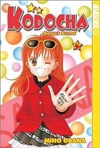 Kodocha: Sana's Stage , Vol. 6 by Miho Obana par Miho Obana