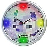 Seiler24 Super LED Uhr mit Lichteffekten