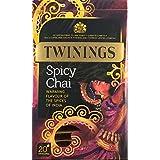 Twinings picante Chai bolsas de té en sobres - 1 x 20 de la