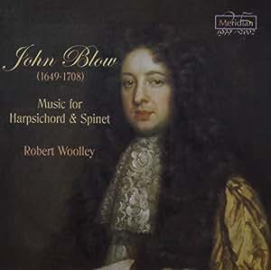 John Blow,Music for Harpsichord & Spinet