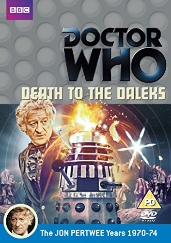 Doctor Who - Death to the Daleks DVD 1974