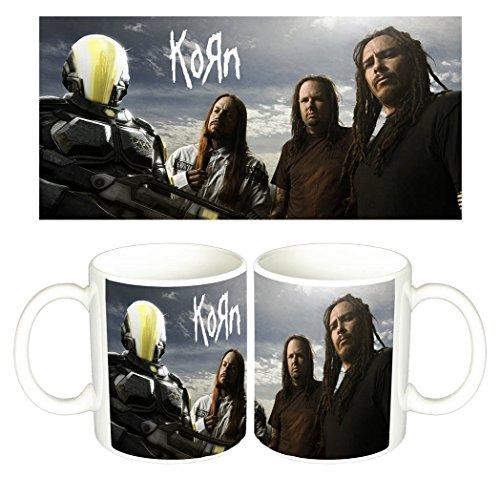 Korn Haze Tazza Mug