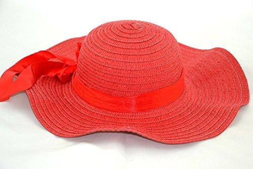 frontline-cappello-in-rafia-da-donna-40-cm-taglia-unica-rot-taglia-unica