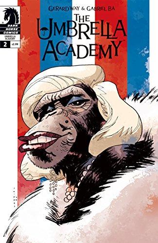 The Umbrella Academy: Dallas #2 (English Edition)