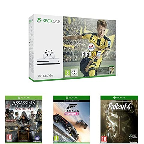 Pack Xbox Fifa - Pack Console Xbox One S 500 Go