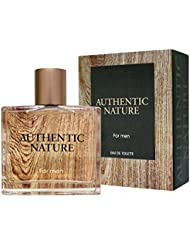 Jeanne Arthes Eau de Toilette Authentic Nature 100 ml
