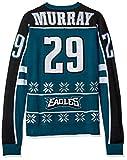 FOCO fokustheorie Philadelphia Eagles Murray D. # 292015Player Ugly Pullover doppelt Extra Groß