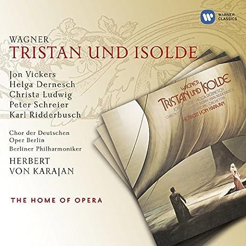 Tristan und Isolde, Act 1: