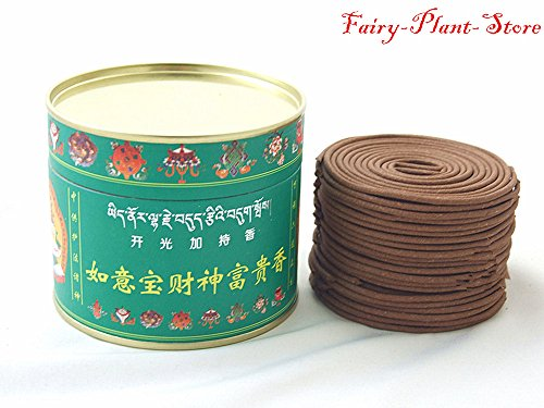 buddha-encens-tibetan-incense-coil-100herbal-blessing-for-wealth-growth-professional-for-pay-respect
