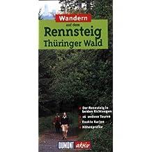DuMont aktiv Wandern Rennsteig - Thüringer Wald