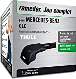 Pack Rameder barres de toit WingBar Edge pour MERCEDES-BENZ GLC (132461-14305-1-FR)