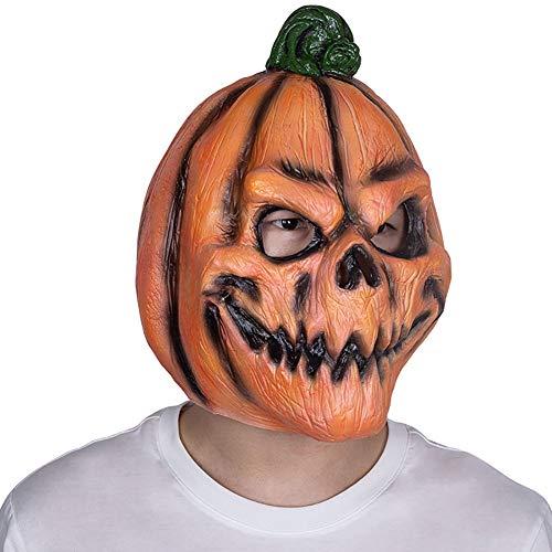 Karin Kostüm Cosplay - Halloween Maske Kürbis Form Horror Masken Festliche Party Supplies Kostüm Party Requisiten Latex Cosplay Maske Vollgesichts