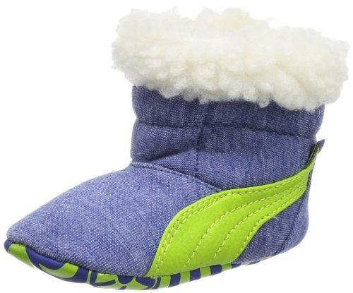 Puma Baby Boot Fur, Chaussons premier âge mixte enfant