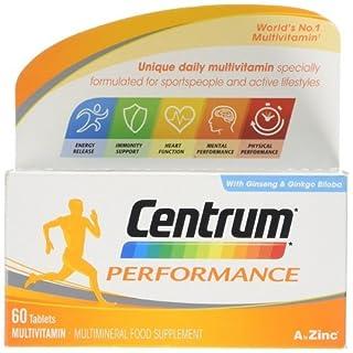 Centrum Performance - Pack of 60 (B001E5CH4C) | Amazon price tracker / tracking, Amazon price history charts, Amazon price watches, Amazon price drop alerts