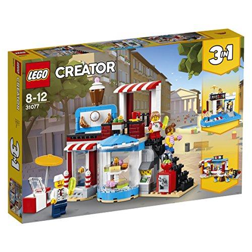 LEGO Creator - Pastelería modular 31077