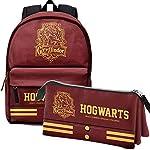 Ofertas Amazon para Pack Gryffindor mochila + port...