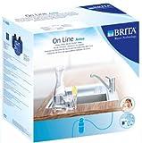 Brita 1003558 Sistema On Line Active Filtro per Acqua, Integrato Sottolavello immagine