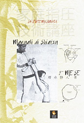 manuali di shiatsu. 2° mese
