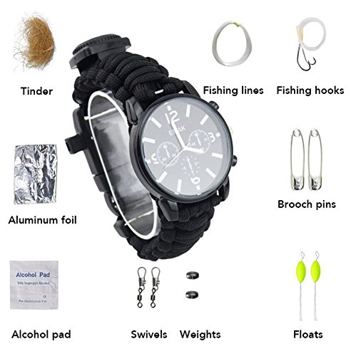 zendy-16-in-1-paracord-rope-with-bracelet-watch-and-firestarter-whistle-compass-fishing-kit-survival