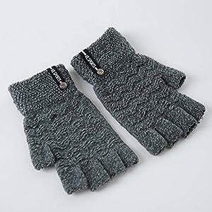 Unbekannt XIAOYAN Handschuhe Sporthandschuhe Herren Frühjahr/Sommer/Herbst/Herbst Fahrradhandschuhe warm halten/Rutschfest Bequem