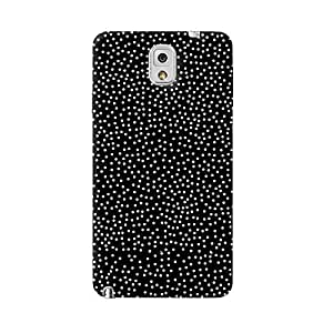 New Note3 Multi Color Pattern Phone Back Cover 93