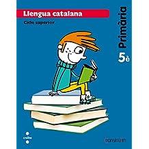 Llengua catalana. 5 Primària. Construïm