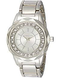 Madden Girl By Steve Madden Analog Silver Dial Women's Watch - SMGW018