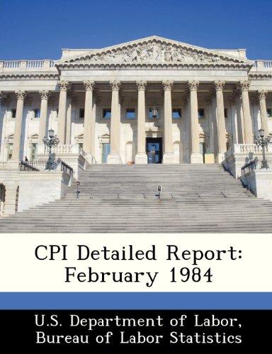 CPI Detailed Report: February 1984