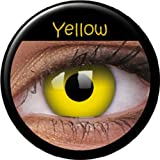 Best Con-Tact contactos del color - Crazy Fun Colour Color Contact Lens lentes de Review