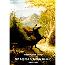 The Legend of Sleepy Hollow (illustrated) (English Edition)