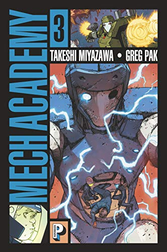 Mech Academy Edition simple Tome 3