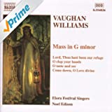 Vaughan Williams: Mass in G Minor / Motets