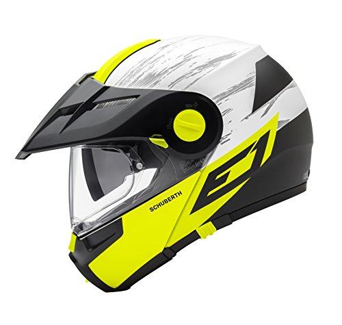 Crossfire giallo E1 2017 Schuberth casco