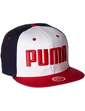 Puma ESS Flatbrim Cap - puma black-true blue